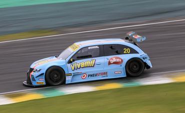 Sprint Race: Jorge Garcia fecha na frente o segundo treino em Interlagos