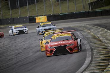 Sprint Race: Gerson Campos vence na PRO e Cassio Cortes na GP na primeira corrida deste sábado