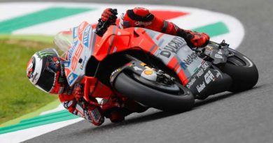 MotoGP: Jorge Lorenzo vence a segunda consecutiva
