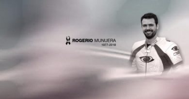 Superbike Brasil: Nota oficial: Rogério Munuera