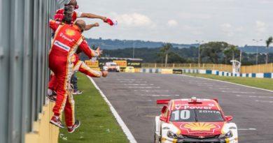 Stock Car: Shell V-Power está pronta para dois pit stops