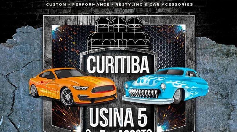 MS Trade Show 2018 ( Motor Show Curitiba PR ) será nos dias 03, 04 e 05 de Agosto