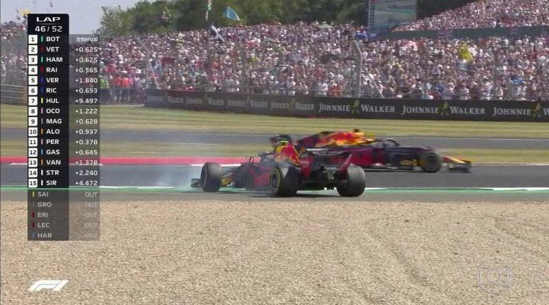 F1: Max Verstappen compara motor Renault ao de um carro de Fórmula 2