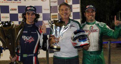 Pedro Lopes, Pedro Serrano e André Nicastro
