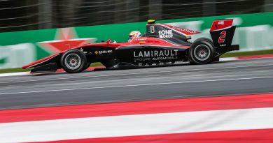 GP3: Anthoine Hubert marca a pole para o GP da Inglaterra