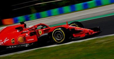 F1: Giovinazzi quebra o recorde de Hungaroring no primeiro dia de testes