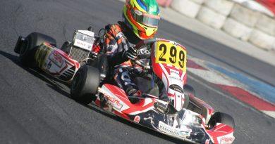 Kart: Arthur Gama foi destaque no Sul-Americano Rotax e disputa o Brasileiro na próxima semana