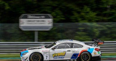 Marcio Basso e Thiago Marques buscam mais um pódio na GT Open