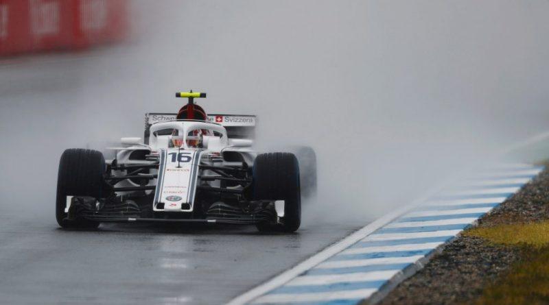 F1: Charles Leclerc lidera dobradinha da Sauber e é o mais rápido no 3º Treino Livre para o GP da Alemanha