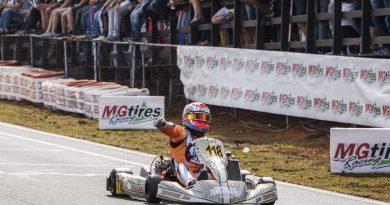 Brasileiro de Kart: Tony Kart, com 43% de aproveitamento, conquistou três títulos no Brasileiro