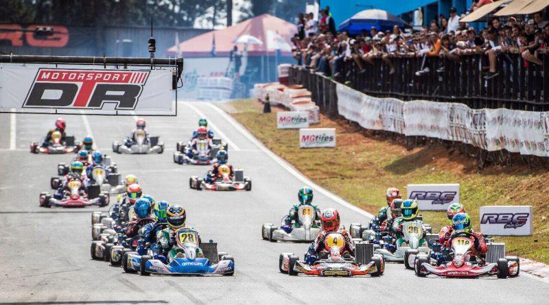 A DTR Motorsport teve bela participação no Brasileiro