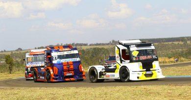 Duda Bana pontuou na Copa Truck em Campo Grande