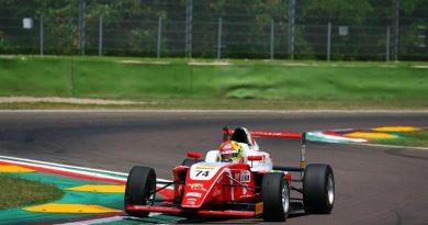 Fórmula 4 Italiana: Com dois pódios em Ímola, Enzo Fittipaldi segue líder