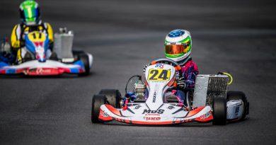 Brasileiro de Kart: Top-5 na pré-final, Felipe Bartz é tirado da decisão de seu primeiro Brasileiro