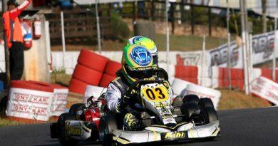 Brasileiro de Kart: Firás é o melhor paranaense da Cadete no Brasileiro de Kart