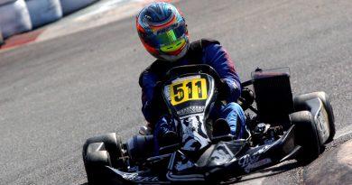 Brasileiro de Kart: Fred Capraro participará das duas fases
