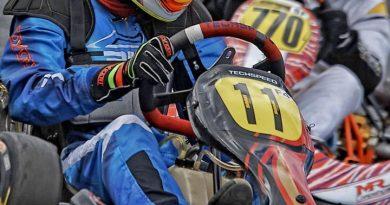 Brasileiro de Kart: Fred Capraro entre os primeiros na Super F4