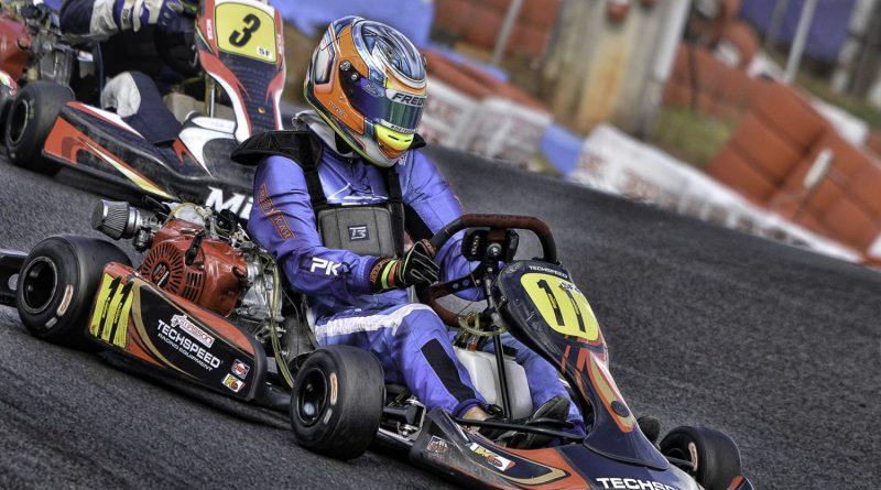 Brasileiro de Kart: Fred Capraro tentará o título da categoria Novato