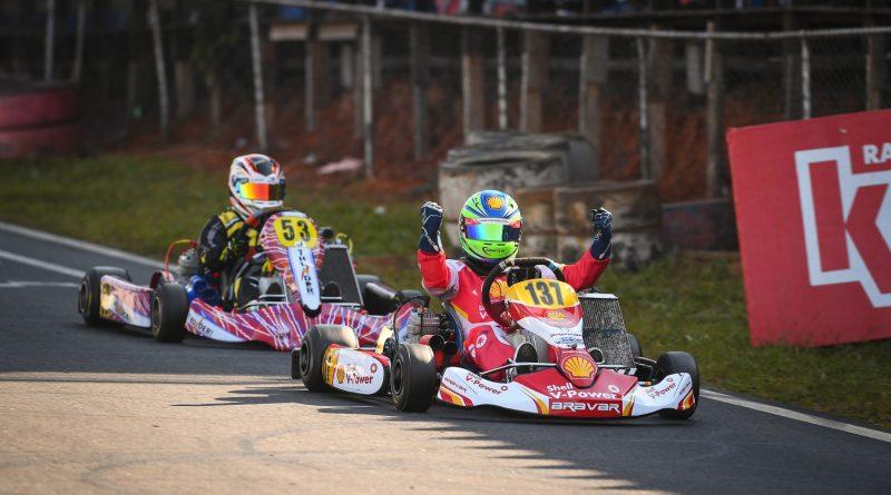Brasileiro de Kart: Bem preparado, Gabriel Crepaldi começa a disputa do campeonato nesta terça-feira