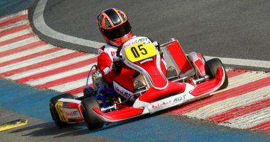 Brasileiro de Kart: George Filho está otimista para provas do segundo dia