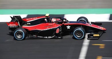 Fórmula 2: George Russell é o mais rápido no primeiro treino livre em Silverstone