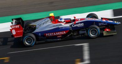 GP3: Giuliano Alesi é o mais rápido no primeiro treino livre em Silverstone