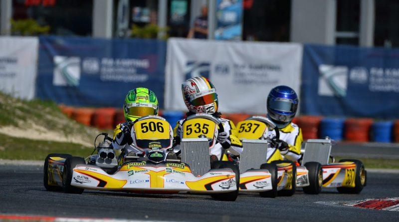Kart: Na Itália, Gui Figueiredo quer se destacar na 2ª etapa do Troféu Academy da FIA