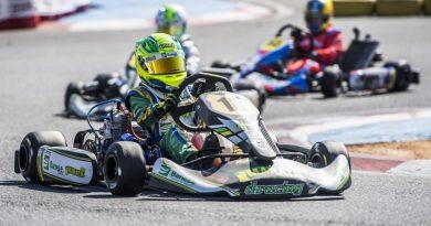 Brasileiro de Kart: Após pódio na Europa, Gui Figueiredo destaca boa participação no Brasileiro