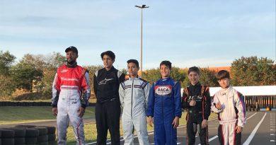 Brasileiro de Kart: Londrina terá 8 kartistas no Brasileiro