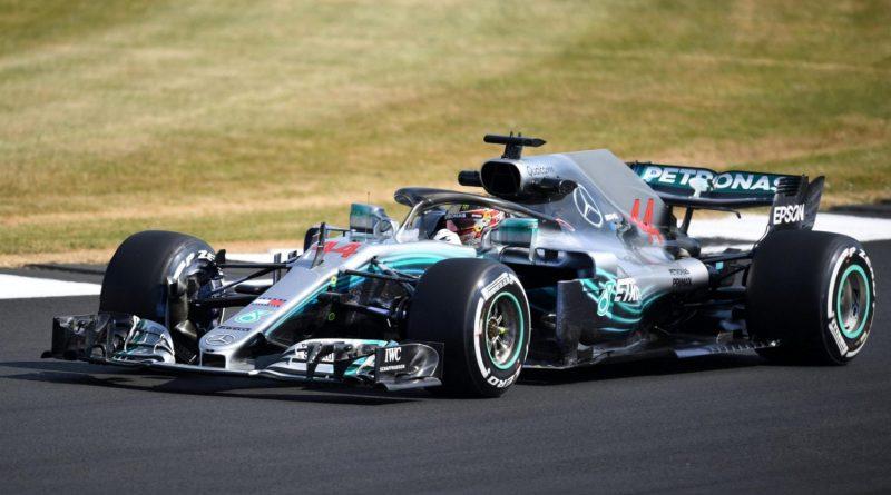 F1: Lewis Hamilton é o mais rápido no primeiro treino livre para GP da Inglaterra