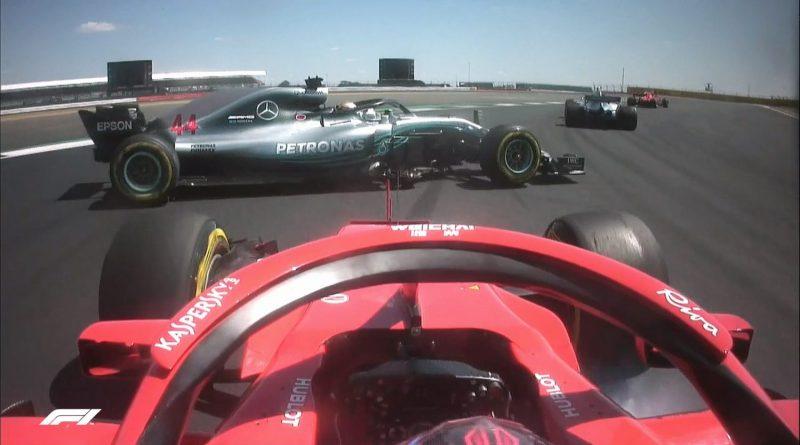 F1: Após derrota em casa, Hamilton garante que não vai desistir do título