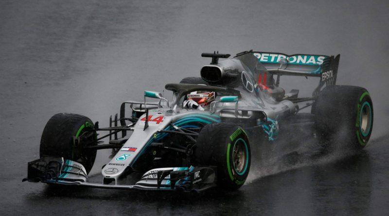 F1: Lewis Hamilton lidera dobradinha da Mercedes para o GP da Hungria