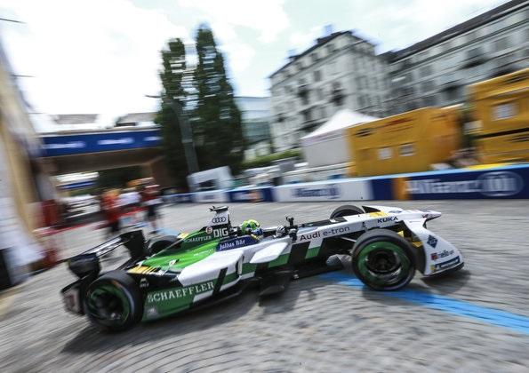 Fórmula-E: Motivado, Lucas busca nova vitória em Nova Iorque