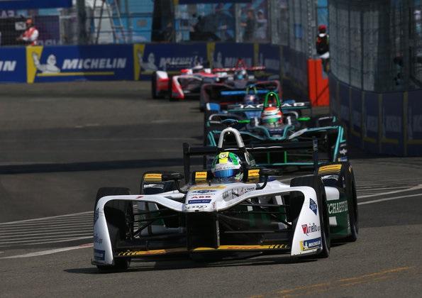 Fórmula-E: Di Grassi vence novamente e chega ao sexto pódio consecutivo