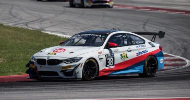 Luiz Otávio Floss busca recuperação na 4ª etapa da GT4 European Series