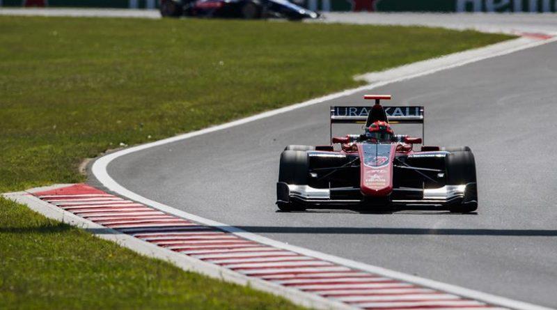 GP3: Nikita Mazepin vence a 1ª corrida na Hungria