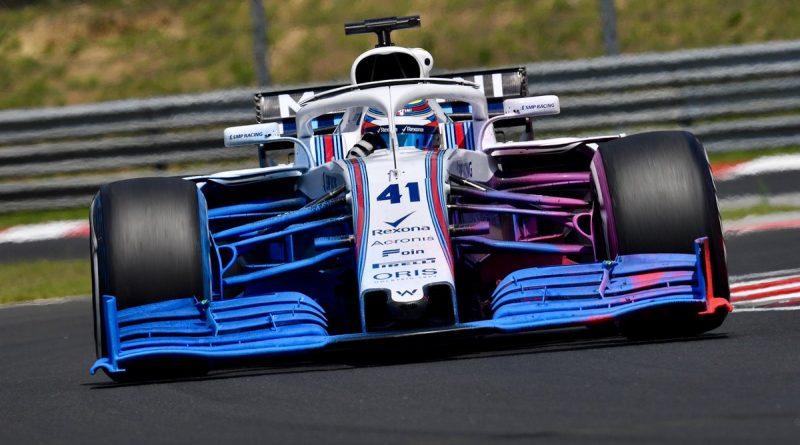F1: Confira como ficou a Williams com a nova asa para 2019