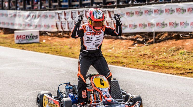 Brasileiro de Kart: CRG consolida história vencedora com dois títulos e dois vices no Brasileiro