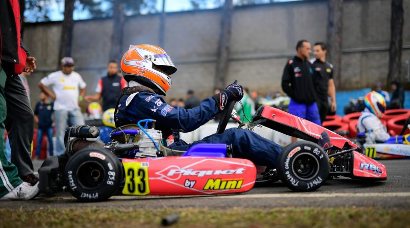 Kart: Rodrigo Piquet busca o título da Codasur no Campeonato Brasileiro e mira em vaga no Mundial