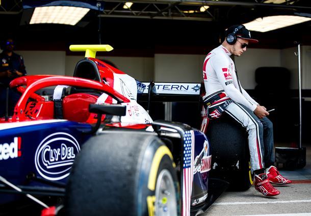 Fórmula-2: Equipe Trident rescinde contrato do piloto Santino Ferrucci