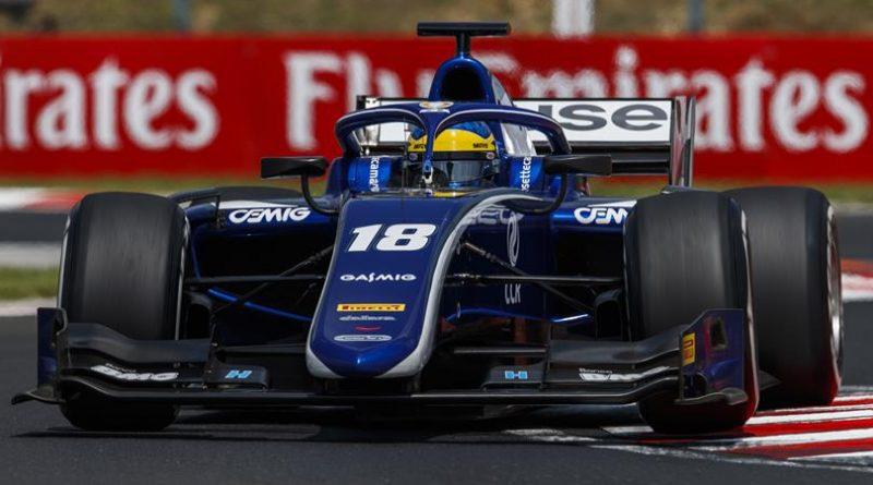 Fórmula 2: Sergio Sette Camara marca a pole na Hungria