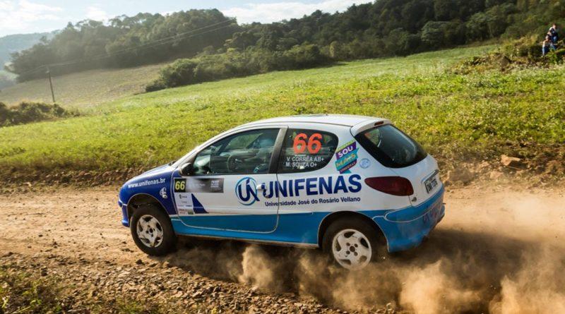 Brasileiro de Rally de Velocidade: Mineiro Victor Corrêa quer outros bons resultados