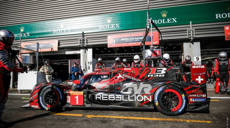WEC: Bruno Senna faz testes em Paul Ricard