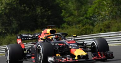 F1: Daniel Riccardo é o mais rápido no 1º Treino Livre para o GP da Hungria