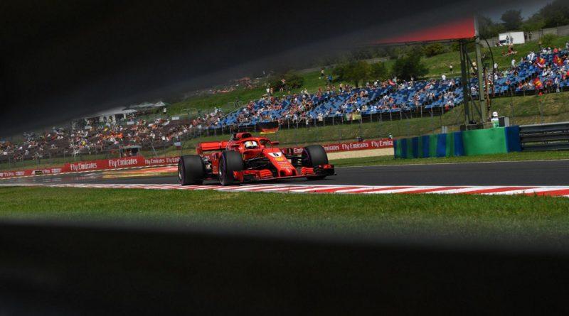F1: Sebastian Vettel é o mais rápido no 2º Treino Livre para o GP da Hungria