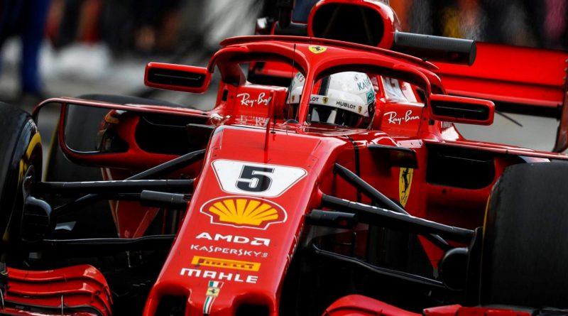 F1: Sebastian Vettel é o mais rápido no 3º Treino Livre para o GP da Hungria