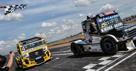 Copa Truck: Giaffone e Roberval vencem com casa cheia em Campo Grande