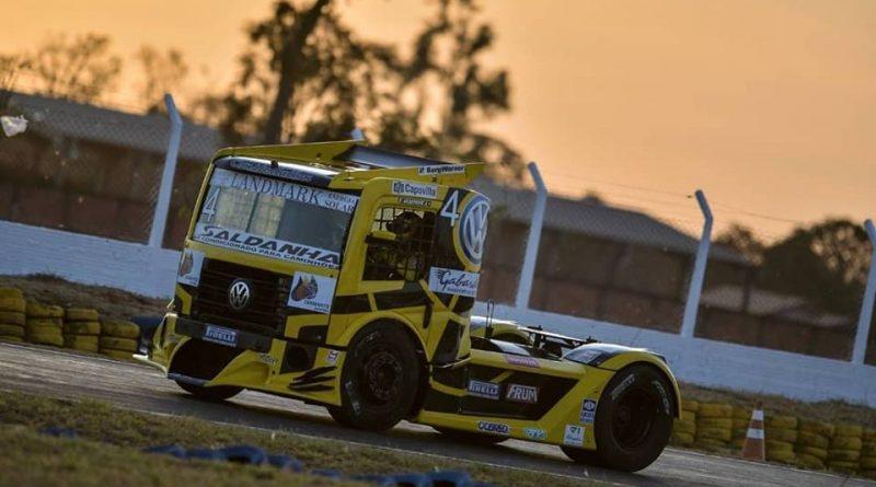 Copa Truck: Giaffone fecha sexta-feira na frente em Campo Grande
