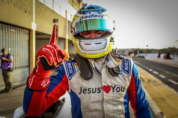 Fórmula Academy Sudamericana: Pedro Saderi crava a primeira pole do ano em Londrina