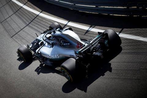F1: Lewis Hamilton é o mais rápido no terceiro treino livre em Silverstone